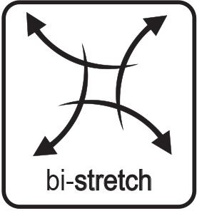 Tecnología bi-stretch