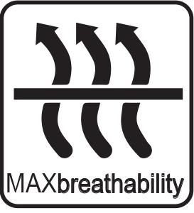 Tecnología maxbreathability